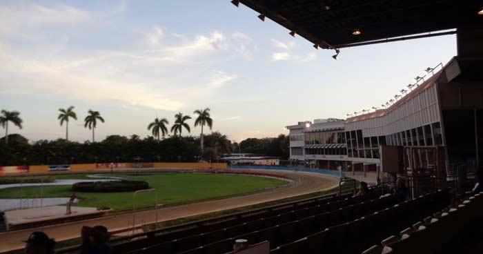 Attendance is low at the Flagler dog track in Florida