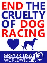 End the Cruelty of Dog Racing