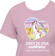 Save the Greyhounds t-shirt