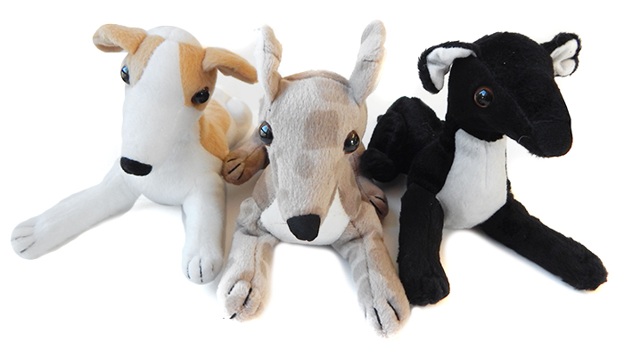 greyhound dolls